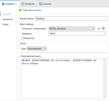 Connecting to SQL Server from Mule ESB – Data Boffin